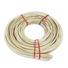 Rattan Doğal Bambu Çubuk 1 KG - 4 mm Örgü Rattan İp