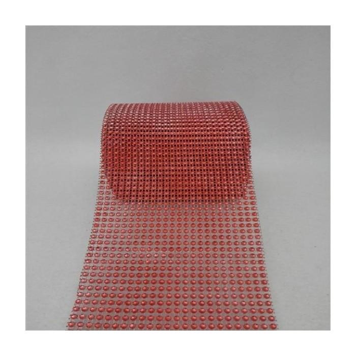 24 Sıra Şerit Kesme Taşlar (Kırmızı)