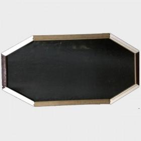 İki Ucu Yıldızlı Masa  - Yıldızlı Şömen (134x60)