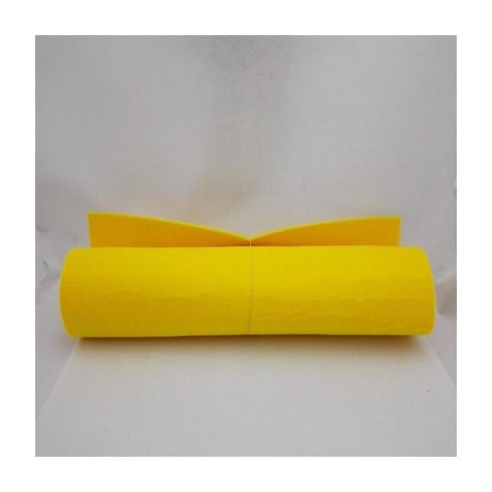 Kalın Keçeler Sarı 100x100cm