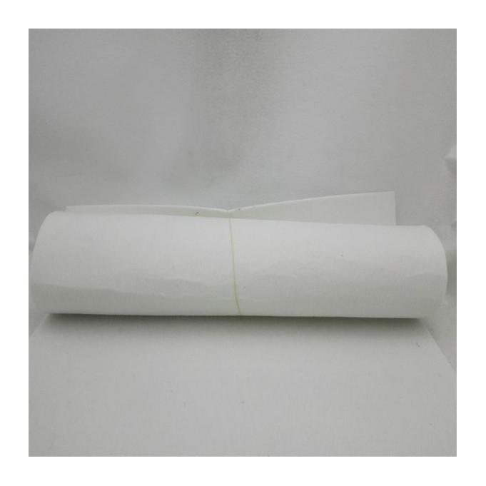 Kalın Keçeler Beyaz 100x100cm
