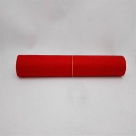 Kalın Keçeler Kırmızı 100x100cm