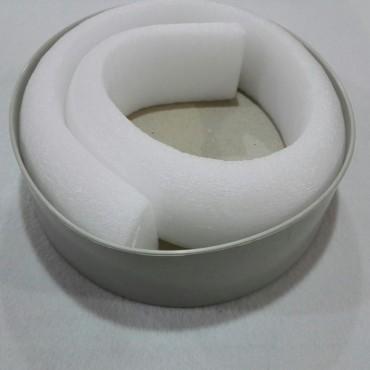 Tesbih Ham Kutusu  Plastik Oval 1