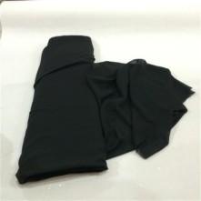 Şifon Kumaş Siyah