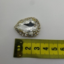 Rivole Kasalı kristal taş