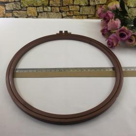 Nakış El İşi Kasnağı Plastik Vidalı 22 cm