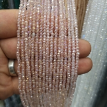 İpe Dizili Kristal Boncuk Çin Camı 3mm