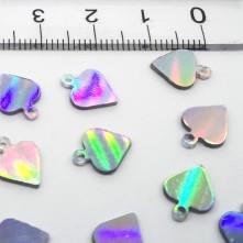 Hologram Pul Yuvarlak 10mm Janjanlı