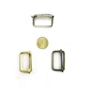 Metal Çanta Geçmeli Halka Klips - Küçük