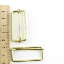 Metal Çanta Klipsi - Geçmeli Halka 4cm