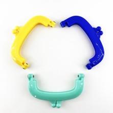 Plastik Çanta Sapları Renkli Deliksiz Model