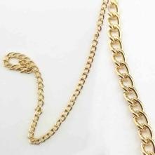 Kolye Zinciri Gold Kaplama 2.28mm