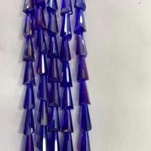 8*11 mm Deve Tabanı Damla Kristal