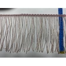 Boru Boncuklu 15 cm Püskül Saçak Pudra