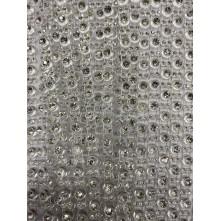Tek Sıra Plastik Kistal Şefaf