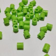 HAMA BONCUK -Pyssla Boncuk-Hama Tabla Yeşil