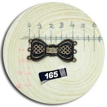 Fiyonk 3 Kulp Model Geçmeli Takı Klipsi