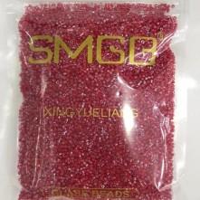 M.Y.K boncuk 2.kalite 11.0 Boyunda Kesme Kan Kırmızı