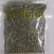 M.Y.K boncuk 2.kalite 11.0 Boyunda Kesme Kaplama Gümüş