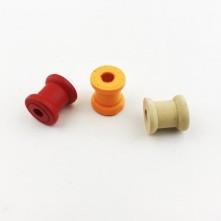Mini Boy Renkli Ahşap Makara Renk Seçmeli