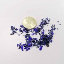 Pul Kırığı Mavi (Cam Kırığını Anımsatmakta)