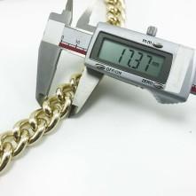 Alüminyum Zincir Takı Ve Çanta Kaplamalı-Halka model Gold