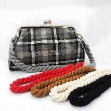 Çanta Sapı Kalın Kordon - Metrelik satış