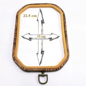 Çerçeve Nakış Kasnak 25.5 cm