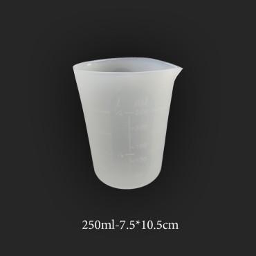 Epoksi Karıştırıcı Beaker Şişesi - 250 ml - 28