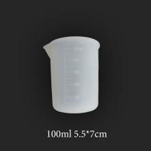 Epoksi Karıştırıcı Beaker - 100 ml - 29