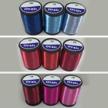 Oyalı Boncuk Sarma İp - Renk Seçmeli
