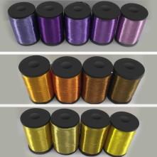 Oyalı Boncuk Sarma İp -  Karışık Renk Tonları Seçmeli