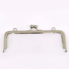 Metal Çanta Sapı - 20.5 cm - Nikel