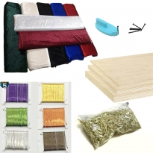 Filografi Başlangıç Set Paketi 5 + Kumaş
