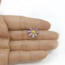 Çiçek Küpe Aparatı - Renk Seçmelı