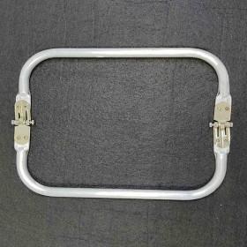 Metal Gizli Çanta Bursu - 30 cm
