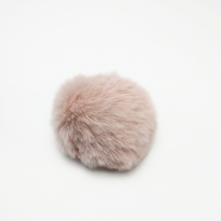 Ponpon- Soft Pembe