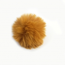 Ponpon- Kahverengi