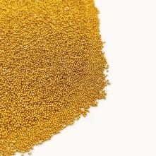 Kum Havyar Boncuk  Gold