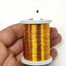 Gold Filografi Teli 40 No - 4