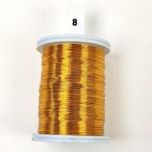 Sarı Filografi Teli 40 No - 8