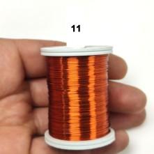 Turuncu Filografi Teli 40 No -50gr - 11