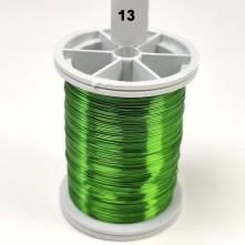 Fıstık Yeşil Filografi Teli 40 No -50gr - 13