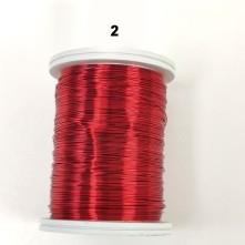 Kırmızı Filografi Teli 60 No - 2