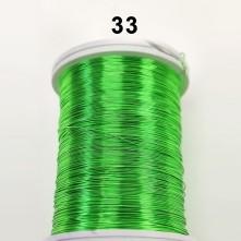Filografi Teli Açık Yeşil  80 No -  50gr - 33