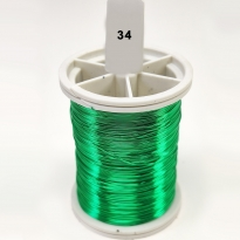 Filografi Teli Çimen Yeşili 80 No - 50gr - 34