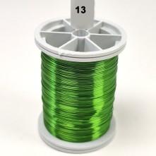 Yağ Yeşili Filografi Teli 30 No - 100gr -13