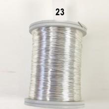 Gümüş Filografi Teli 30 No - 100gr -23