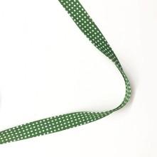 Toptan Puantiyeler Biye - 3 Cm Yeşil Biyetex