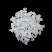 Epoksi Süsleme Pulu - Fosforlu Çiçek